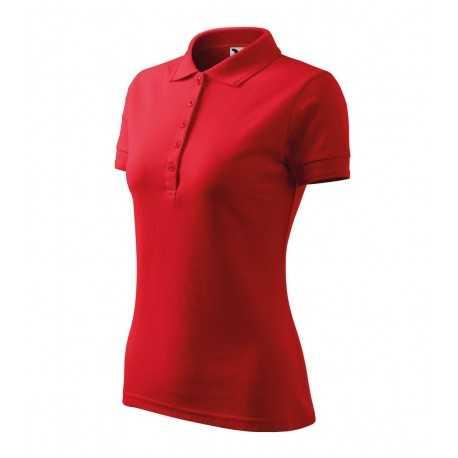 Tricou de damă Pique Polo, bumbac 65%, 200 g/mp