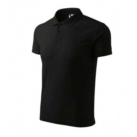 Tricou de bărbați Pique Polo, bumbac 65%, 200 g/mp