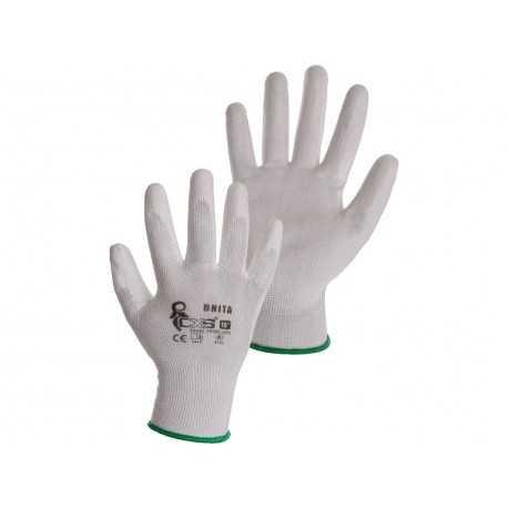 Mănuși de protecție din nylon BRITA, 0001-4V