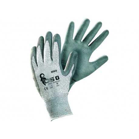 Mănuși de protecție din tricot de calitate înaltă CITA, 0001-X6