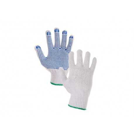Mănuși de protecție tricotate FALO, 0001-X5
