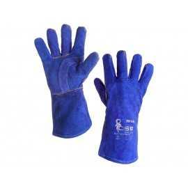 Mănuși de sudură din piele cu întăritură PATON, 0005-04A