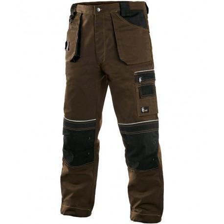 Pantalon clasic de lucru, CXS TEODOR din tercot