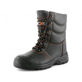 Bocanci de protecție de iarnă, cu carâmb înalt, CXS Topaz S3