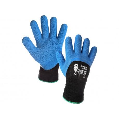 Mănuși de protecție de iarnă, fibră acrilică, CXS Roxy Blue Winter