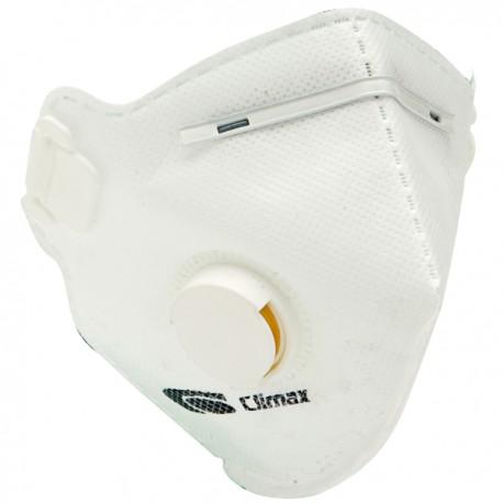 Semimască protecție cu supapă Climax 1730V - FFP3