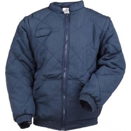 Jachetă vătuită de iarnă 2 în 1 cu mâneci detașabile, Chouka
