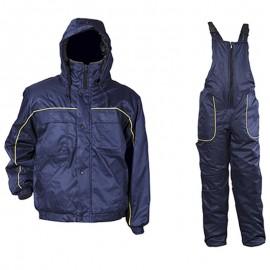 Costum de lucru de iarna, impermeabil, Zeta 3