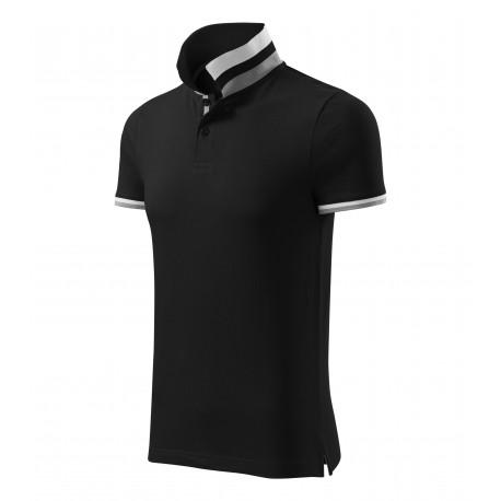 Tricou polo pentru bărbați Collar Up, 100% bumbac, 215 g/mp