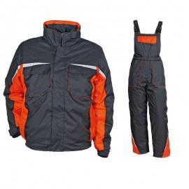 Costum de lucru impermeabil Kastor Orange