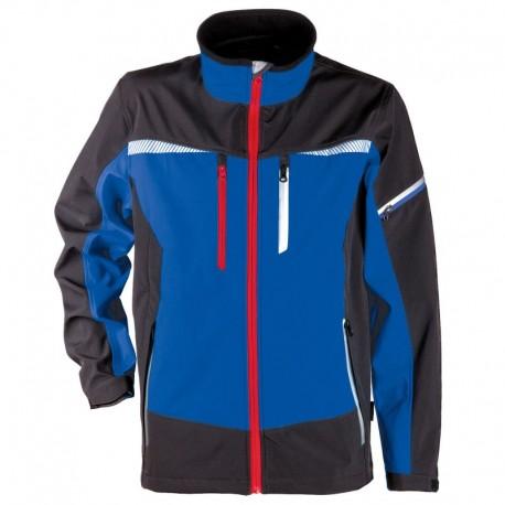Jachetă impermeabilă pentru bărbați, cu elemente reflectorizante, Prisma Softshell Jacket