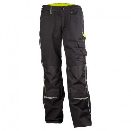 Pantaloni de lucru cu buzunare multifuncționale și detalii reflectorizante, 270 g/mp, Prisma Trousers