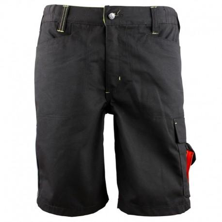 Pantaloni scurți de lucru cu accesorii reflectorizante 3M, 270 g/mp, Prisma Shorts