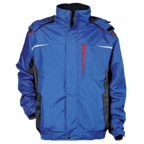 Geacă de iarnă căptușită, impermeabilă, cu elemente reflectorizante, Prisma Winter Jacket