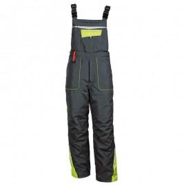 Pantaloni cu pieptar de lucru, pentru iarnă, impermeabili, Prisma Winter Bibpants