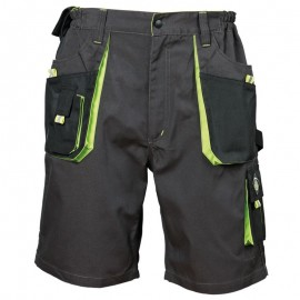 Pantaloni scurți de lucru, cu buzunare multifuncționale, bumbac / poliester, 260 g/mp, Emerton Shorts