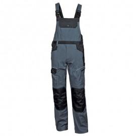 Pantaloni cu pieptar de lucru, cu bretele ajustabile, 290 g/mp, Ultimate Bibpants