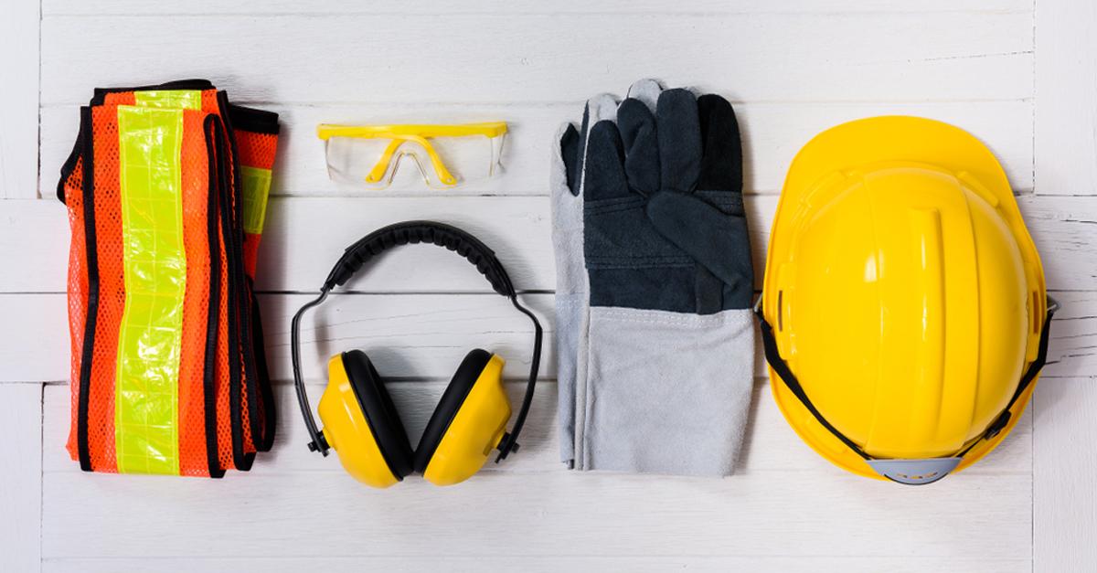 Echipamente de protectie pentru constructii