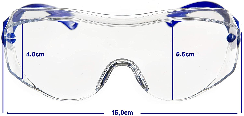 Ochelari Protecție Drager X-pect 8120